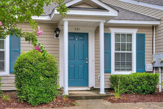 521 Southern Hills Drive, EVANS, GA 30908 (MLS #117887) :: The Starnes Group LLC