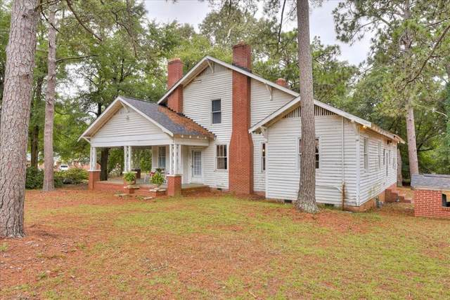 500 Steed Street, JACKSON, SC 29831 (MLS #117903) :: Shannon Rollings Real Estate