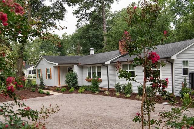 423 Kershaw Place Se, AIKEN, SC 29801 (MLS #117906) :: Shannon Rollings Real Estate