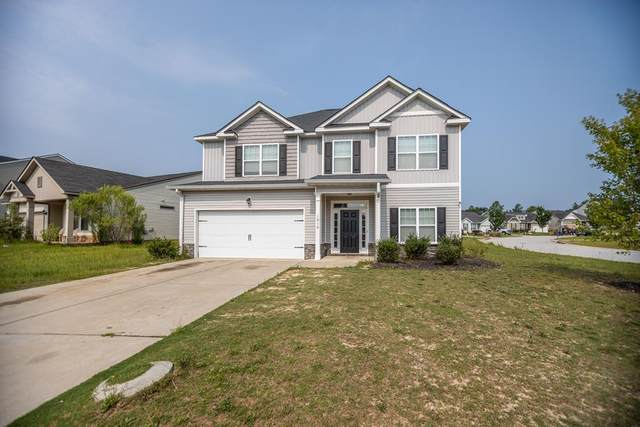 1010 Gentle Bend Court, GRANITEVILLE, SC 29829 (MLS #117938) :: Shannon Rollings Real Estate