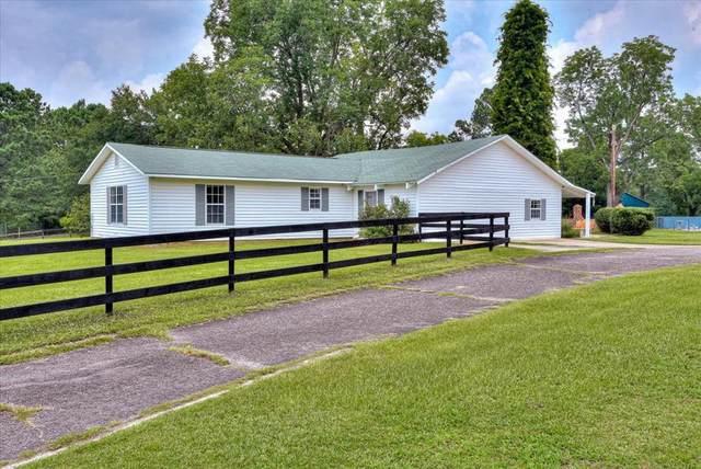 24 Reynolds Drive, TRENTON, SC 29847 (MLS #117943) :: The Starnes Group LLC