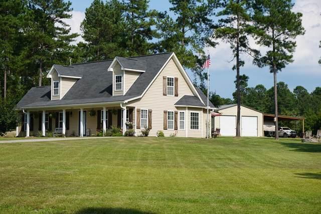 4651 N Silverton Street, JACKSON, SC 29831 (MLS #117944) :: Shannon Rollings Real Estate