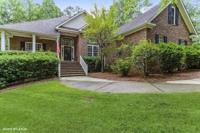 5041 Belle Mead Drive, AIKEN, SC 29803 (MLS #117947) :: Shannon Rollings Real Estate