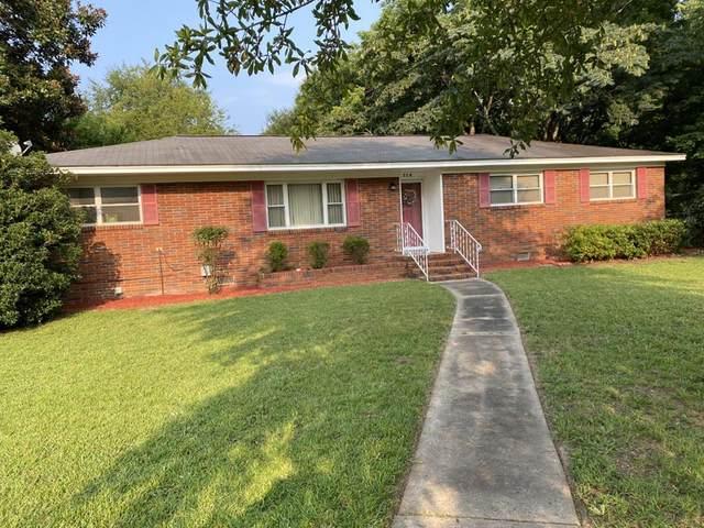 228 Heathwood Drive, AIKEN, SC 29803 (MLS #117949) :: The Starnes Group LLC