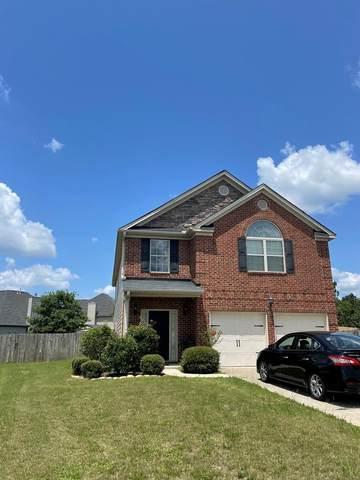 2116 Honors Circle, GRANITEVILLE, SC 29829 (MLS #117954) :: Shannon Rollings Real Estate
