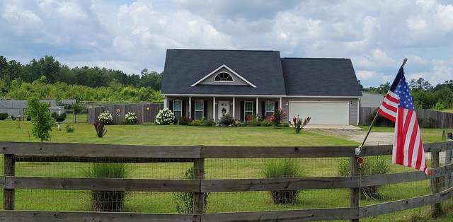 1430 Old Kimbill Trail, AIKEN, SC 29805 (MLS #117956) :: Shannon Rollings Real Estate