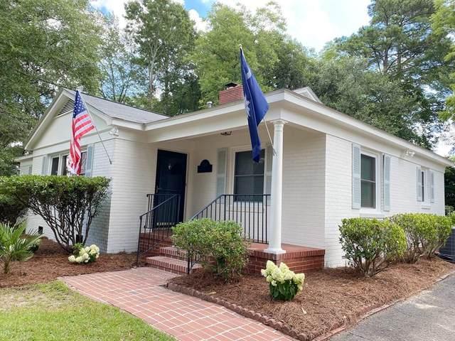 124 Trafalgar Street Sw, AIKEN, SC 29801 (MLS #117959) :: Shannon Rollings Real Estate