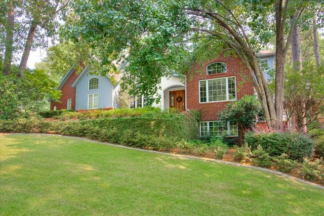 120 Sugarberry Road, AIKEN, SC 29803 (MLS #117972) :: RE/MAX River Realty