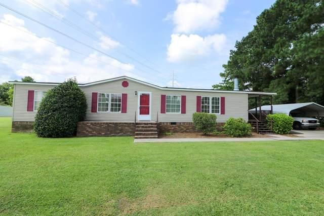 1115 Toole Beck Road, AIKEN, SC 29803 (MLS #117980) :: For Sale By Joe   Meybohm Real Estate