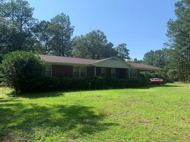 242 Crooked Creek Road, AIKEN, SC 29805 (MLS #117984) :: For Sale By Joe   Meybohm Real Estate
