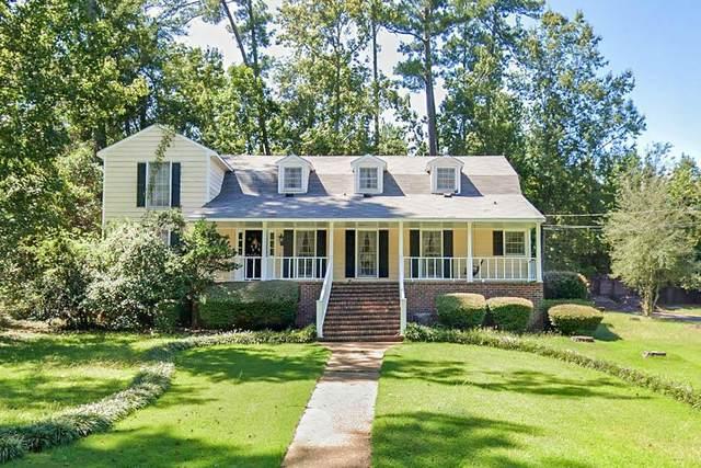 1033 Brookwood Drive, AUGUSTA, GA 30909 (MLS #118006) :: RE/MAX River Realty