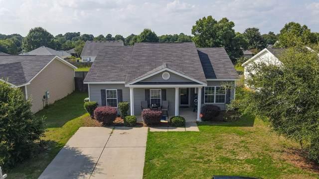 597 Wildhaven Drive, AIKEN, SC 29801 (MLS #118032) :: For Sale By Joe   Meybohm Real Estate