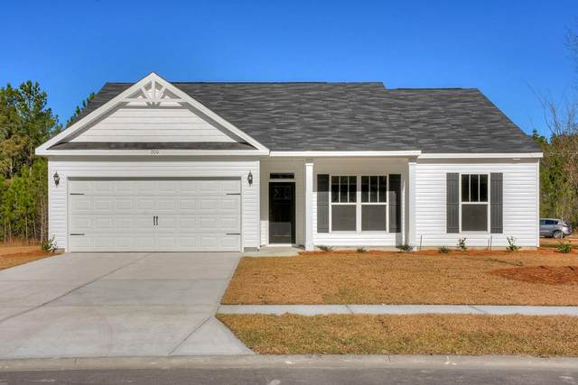 223 Silver Court, TRENTON, SC 29847 (MLS #118043) :: No Place Like Home Georgialina