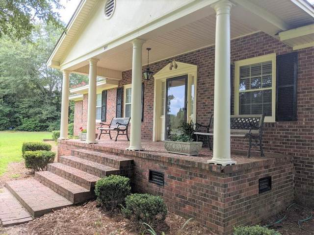 901 Lakeview Drive, JOHNSTON, SC 29832 (MLS #118066) :: RE/MAX River Realty