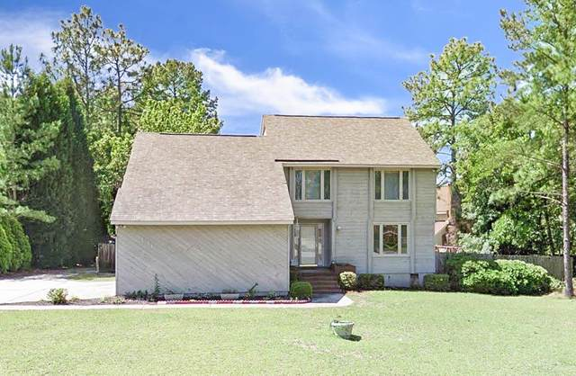 131 Foxwood Drive, AIKEN, SC 29803 (MLS #118076) :: RE/MAX River Realty
