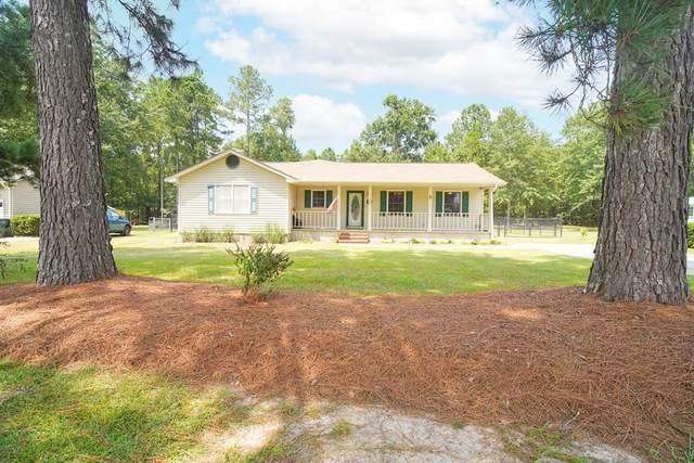 1020 Northbrook Drive, AIKEN, SC 29805 (MLS #118079) :: Shannon Rollings Real Estate