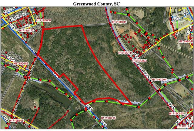 TBD Highway 25 By-Pass Se, GREENWOOD, SC 29646 (MLS #118085) :: RE/MAX River Realty