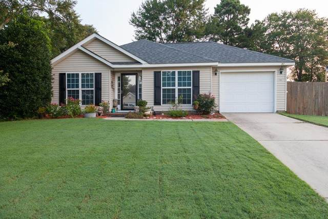 97 Cape Fox Circle, AIKEN, SC 29803 (MLS #118089) :: Shannon Rollings Real Estate