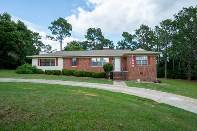 3330 Colonial Drive, AIKEN, SC 29801 (MLS #118125) :: For Sale By Joe | Meybohm Real Estate