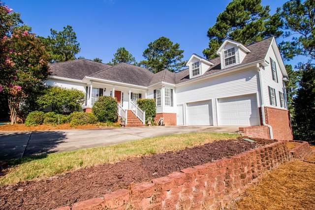 1405 Woodbine Drive, AIKEN, SC 29803 (MLS #118130) :: Shannon Rollings Real Estate