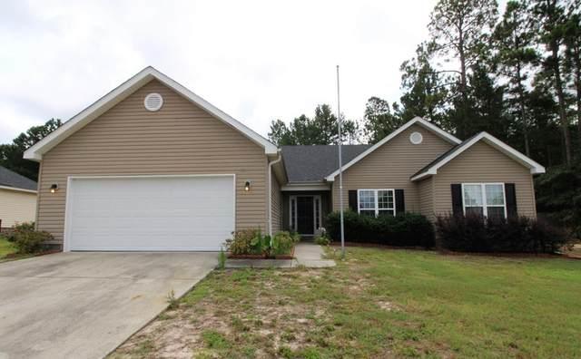 124 Crystal Peak Drive, GRANITEVILLE, SC 29829 (MLS #118144) :: Shannon Rollings Real Estate
