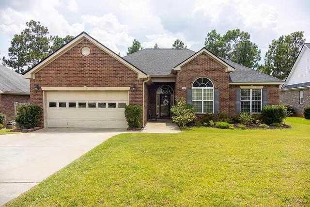 148 Bainbridge Drive, AIKEN, SC 29803 (MLS #118178) :: Shannon Rollings Real Estate