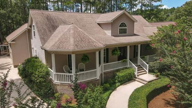 131 Veranda Lane, AIKEN, SC 29803 (MLS #118183) :: Shannon Rollings Real Estate