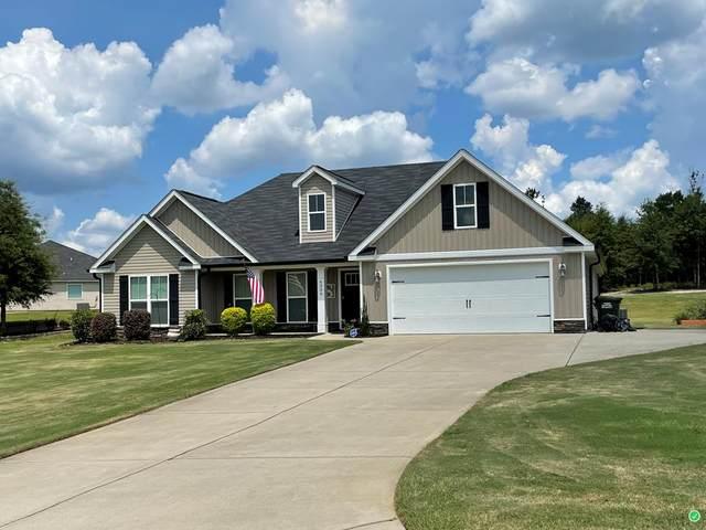 6309 Kiawah Trail, AIKEN, SC 29803 (MLS #118419) :: Shannon Rollings Real Estate