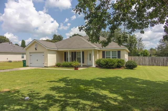 44 Cape Fox Circle, AIKEN, SC 29803 (MLS #118458) :: Shannon Rollings Real Estate