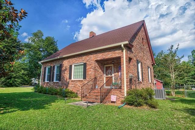 504 Old Whiskey Road N, NEW ELLENTON, SC 29809 (MLS #118486) :: For Sale By Joe | Meybohm Real Estate