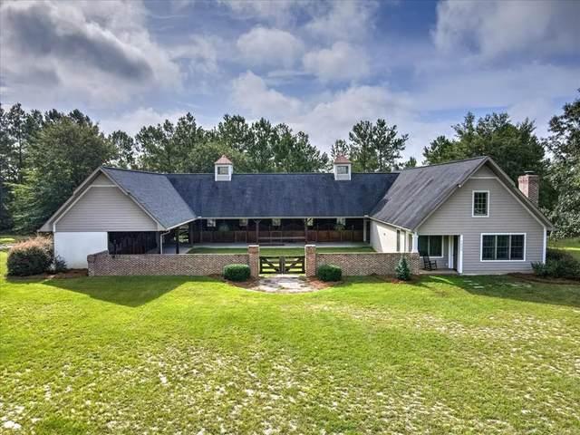 1023 Clear Creek Court, AIKEN, SC 29803 (MLS #118515) :: For Sale By Joe | Meybohm Real Estate