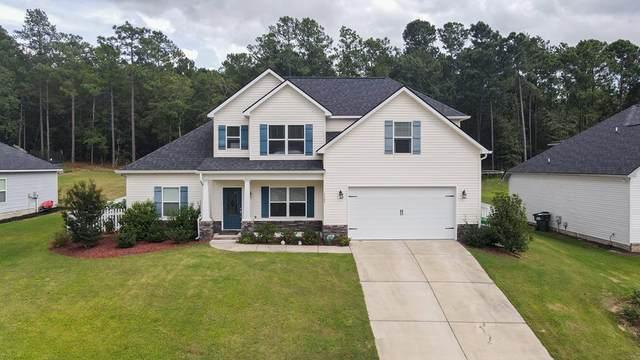 1189 Bubbling Springs Drive, GRANITEVILLE, SC 29829 (MLS #118565) :: Shannon Rollings Real Estate