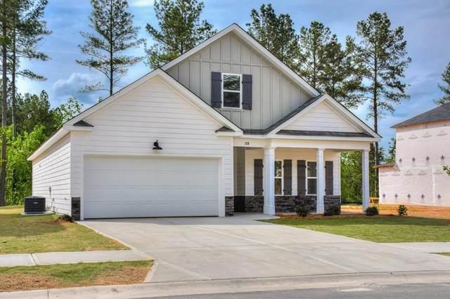 5314 Greyton Circle, NORTH AUGUSTA, SC 29860 (MLS #118642) :: Shannon Rollings Real Estate