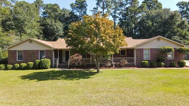 1704 Pine Log Road, AIKEN, SC 29803 (MLS #118666) :: For Sale By Joe   Meybohm Real Estate