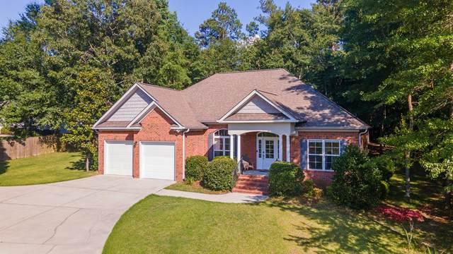 166 East Pleasant Colony Drive, AIKEN, SC 29803 (MLS #118692) :: For Sale By Joe | Meybohm Real Estate