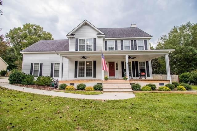 131 Antietam Drive, AIKEN, SC 29803 (MLS #118695) :: For Sale By Joe | Meybohm Real Estate