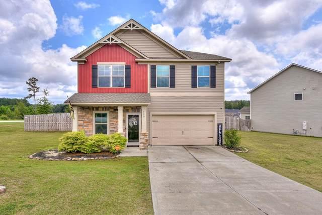 709 Jericho Court, AIKEN, SC 29801 (MLS #118702) :: For Sale By Joe | Meybohm Real Estate