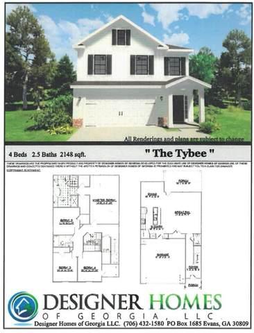 5349 Greyton Circle, NORTH AUGUSTA, SC 29860 (MLS #118741) :: Shannon Rollings Real Estate
