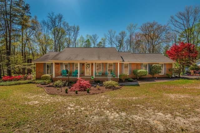 4044 Wood Valley Drive, AIKEN, SC 29803 (MLS #118763) :: Shannon Rollings Real Estate