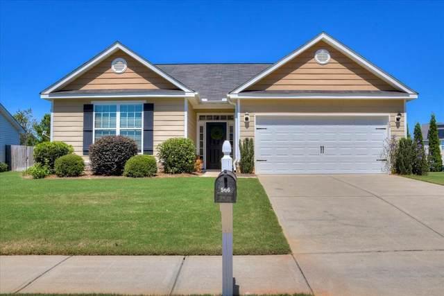 566 Fox Haven Drive, AIKEN, SC 29803 (MLS #118768) :: For Sale By Joe   Meybohm Real Estate