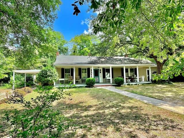130 Jasper Street Sw, AIKEN, SC 29801 (MLS #118773) :: For Sale By Joe   Meybohm Real Estate