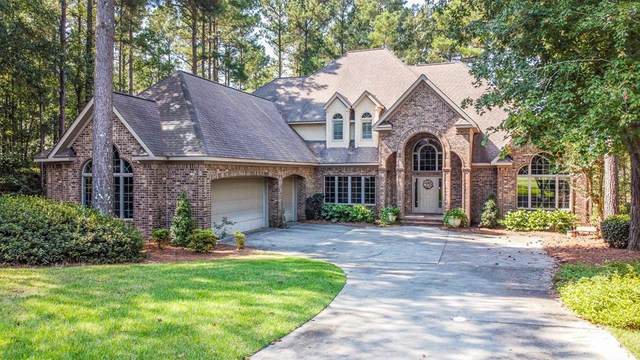 280 Forest Pines Road, AIKEN, SC 29803 (MLS #118789) :: Starnes Realty International, Inc