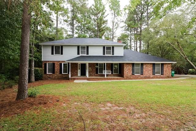 330 Savannah Drive, AIKEN, SC 29803 (MLS #118852) :: RE/MAX River Realty