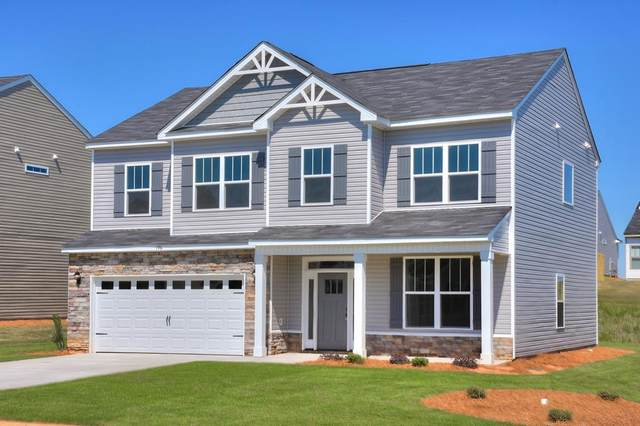 3150 Heartwood Pass, AIKEN, SC 29803 (MLS #118855) :: For Sale By Joe | Meybohm Real Estate