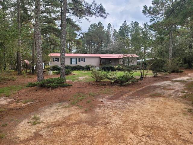 606 Hutto Pond Road, AIKEN, SC 29805 (MLS #118883) :: Shannon Rollings Real Estate