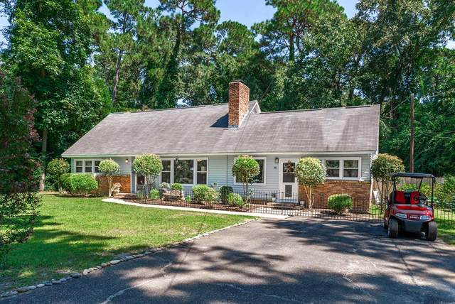 826 Oleander Drive, AIKEN, SC 29801 (MLS #118887) :: For Sale By Joe | Meybohm Real Estate