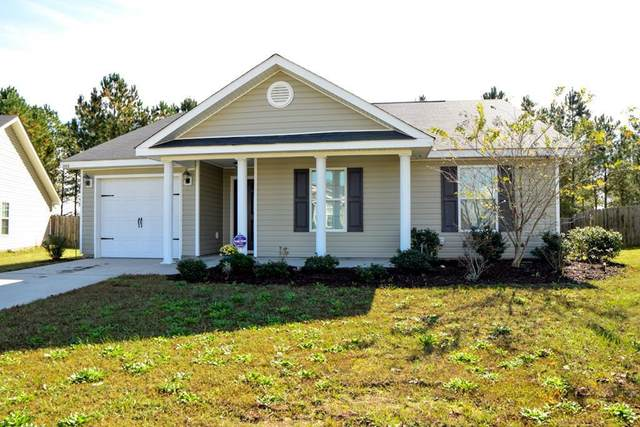 3152 St Charles Avenue, AIKEN, SC 29801 (MLS #118896) :: RE/MAX River Realty