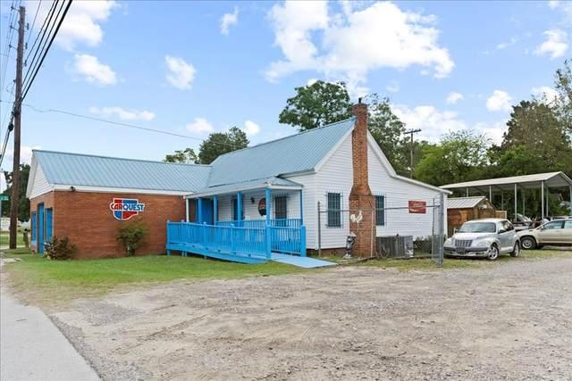 2301 Augusta Road, GLOVERVILLE, SC 29828 (MLS #118912) :: Shaw & Scelsi Partners
