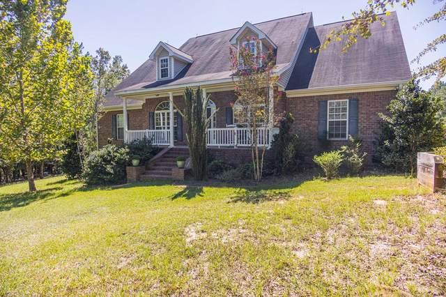 534 Anderson Pond Road, AIKEN, SC 29803 (MLS #118923) :: For Sale By Joe   Meybohm Real Estate