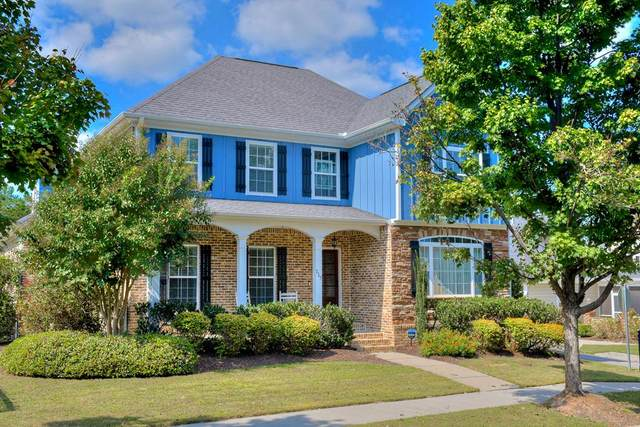 117 Pinckney Place, AIKEN, SC 29803 (MLS #118929) :: For Sale By Joe | Meybohm Real Estate